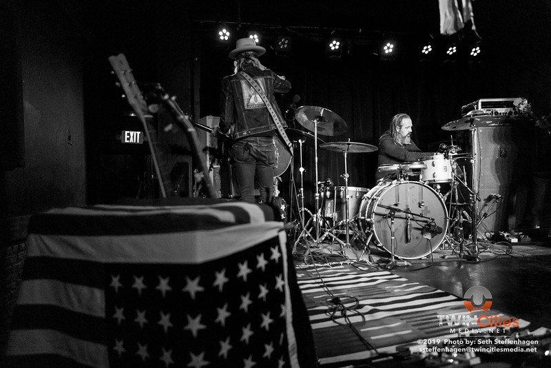 Wovenhand live in concert at the Turf Club - August 31, 2019