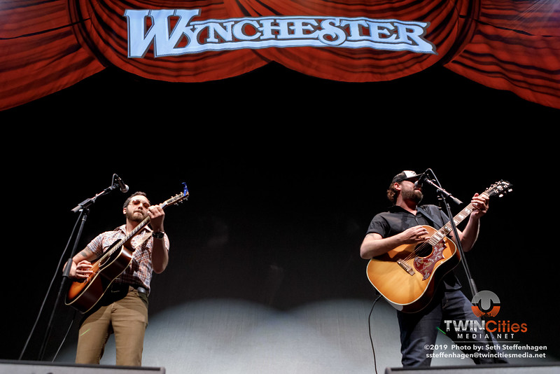 Wynchester live in concert at the Palace Theatre - July 30, 2019