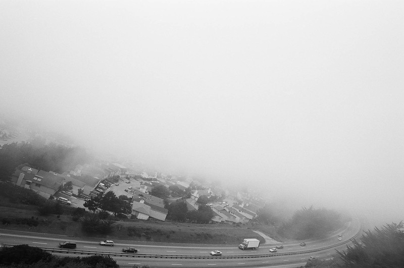 Highway One in Pacifica