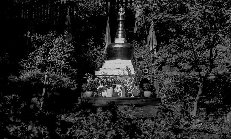 Buddhist Temple in Berkeley