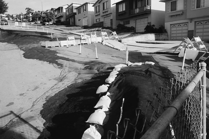 Daly City Landslide #1