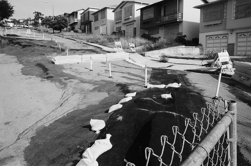 Daly City Landslide #2