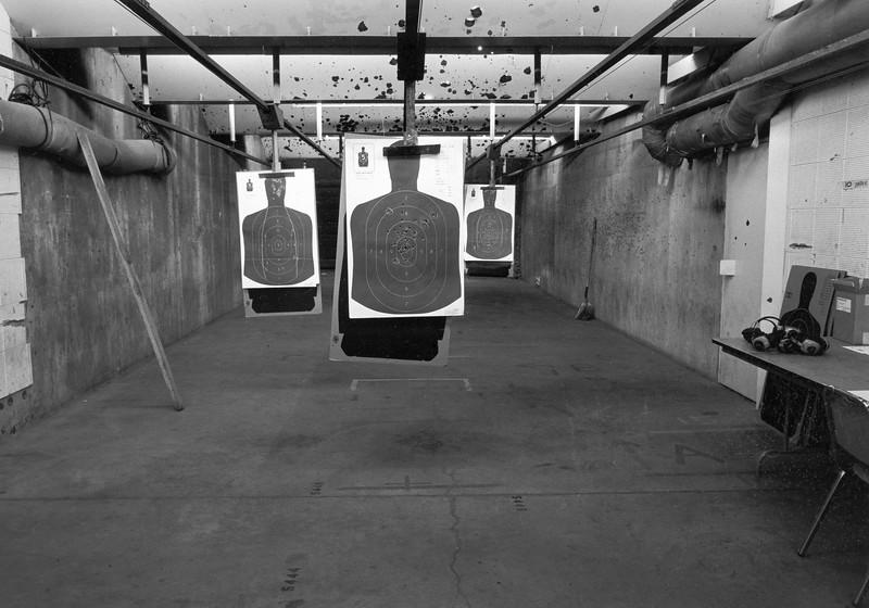Police Shooting Range in Fremont