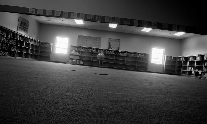 Abandoned Elementary School in Berkeley