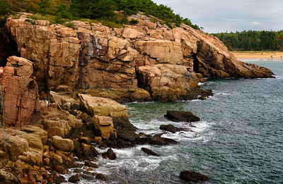 Granite Coastline, Acadia National Park