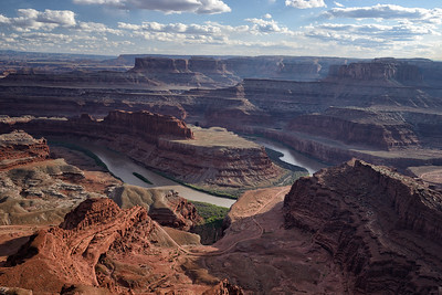 Gooseneck and the Colorado River, Deadhorse Point State Park, UT