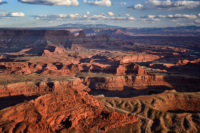 Canyon View from Deadhorse Point