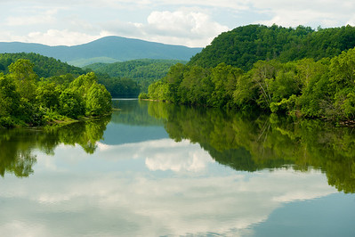 James River, Blue Ridge Parkway, VA (MP 63.6)