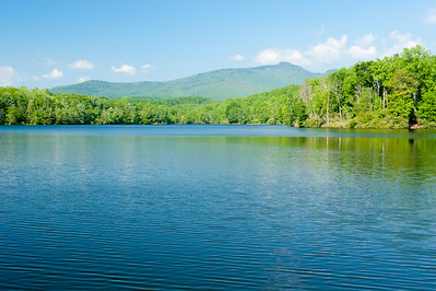 Price Lake, Blue Ridge Parkway, NC (MP 296)