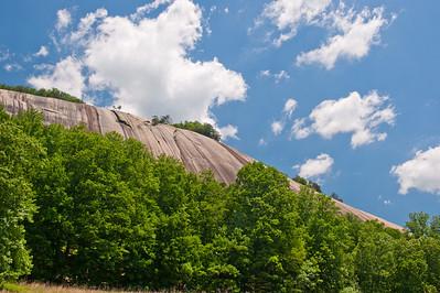 Stone Mountain, Stone Mountain State Park, NC