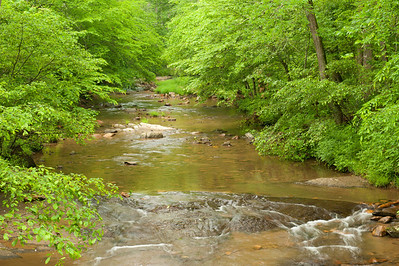 Otter Creek, Blue Ridge Parkway, VA (MP 62.5)