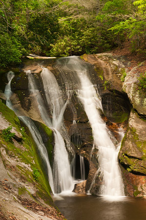 Widow's Creek Falls, Stone Mountain State Park, NC
