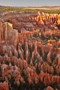 Bryce Amphitheater from Bryce Point, Bryce Canyon National Park