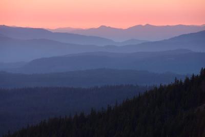 Oregon Ridges