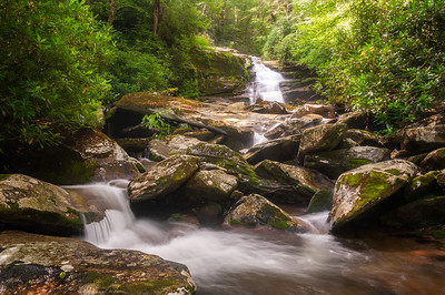 Road Prong Cascade, Great Smoky Mountains National Park