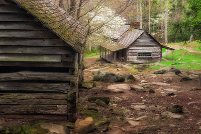 Bud Ogle Cabin, Great Smoky Mountains National Park