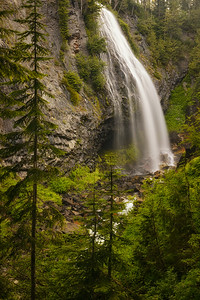 Narada Falls, Mount Rainier National Park