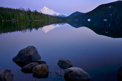 Mount Hood, Lost Lake, Oregon