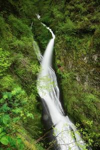 Necktie Falls