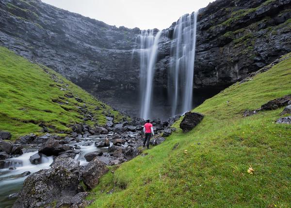 Fóssa waterfall 2016