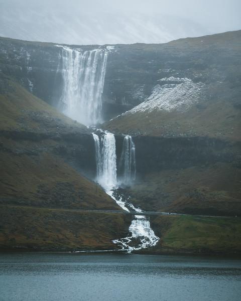 Fossá falls