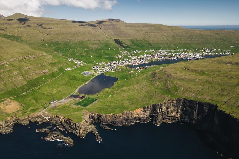 Vágur, Faroe Islands