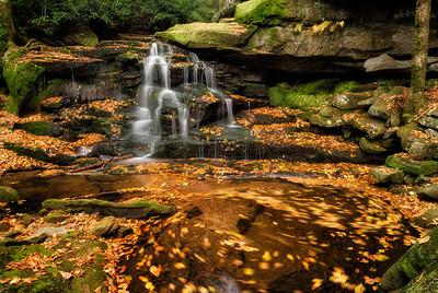 Falls of Elakala, Blackwater Falls State Park, WV