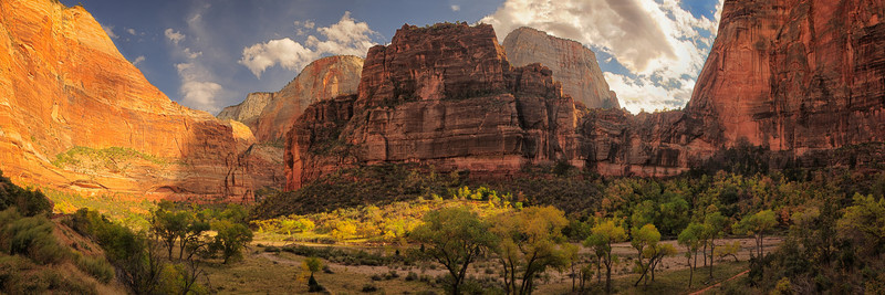 Big Bend, Zion National Park