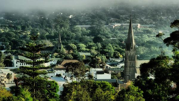 Church Spires, Grahamstown