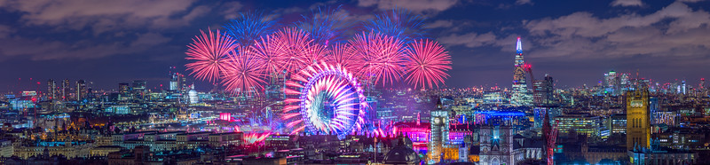 Happy New Year 2018 (This image is not available to purchace or licence)