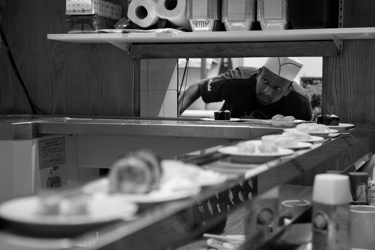 Sushi Chef, Soho