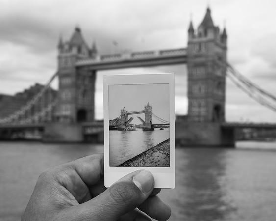 Ephemerality at Tower Bridge