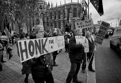 Honk for a People's Vote