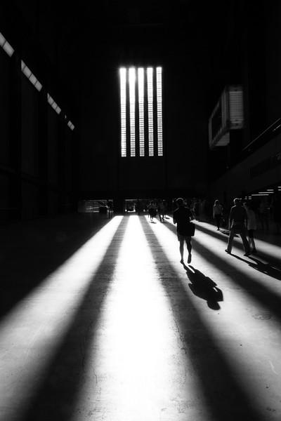 183: Closing Shadows, Tate Museum, London, UK