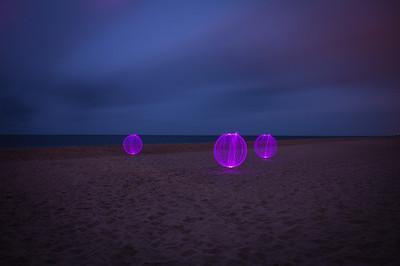 Light Spinning - Long Beach Island - New Jersey