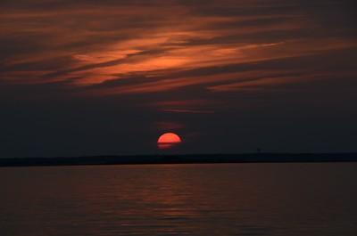 Sunset - Long Beach Island - New Jersey