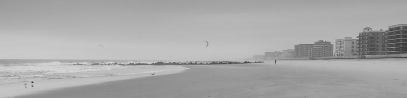 A Gray Day, Long Beach, NY