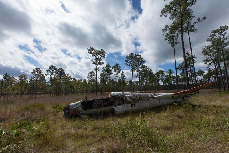 Eglin Air Force Base, Florida