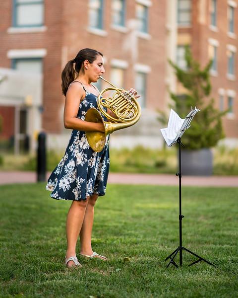 Soloist (near)