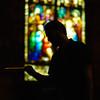 Vetrata da chiesa