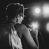 Vocalist Eboni Fondren