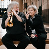 "Dr. Keith Benjamin and Dr. Melody Turnquist Steed released a CD ""Ripples"" this year. This was not selected as an artist photo, but it was a favorite."