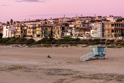 Manhattan Beach,  Los Angeles,  California.  Mediterranean vibes.