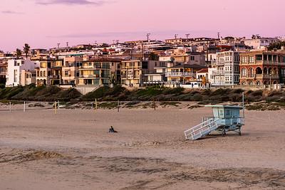 Manhattan Beach,  Los Angeles,  California.  Mediterranean vibes.