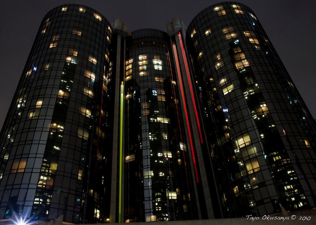 Bonaventure Hotel - Downtown Los Angeles