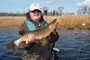 Pike on the fly on Upper Lough Erne