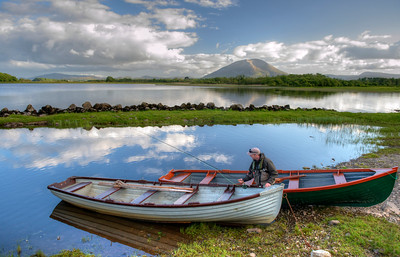 Lough Conn, Mayo