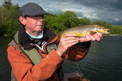 Trout fishing,Callow Loughs Mayo