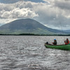 Mayfly fishing on Lough Conn Mayo