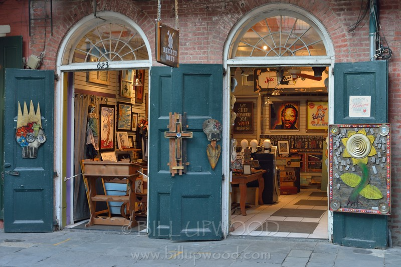 French Quarter Shop